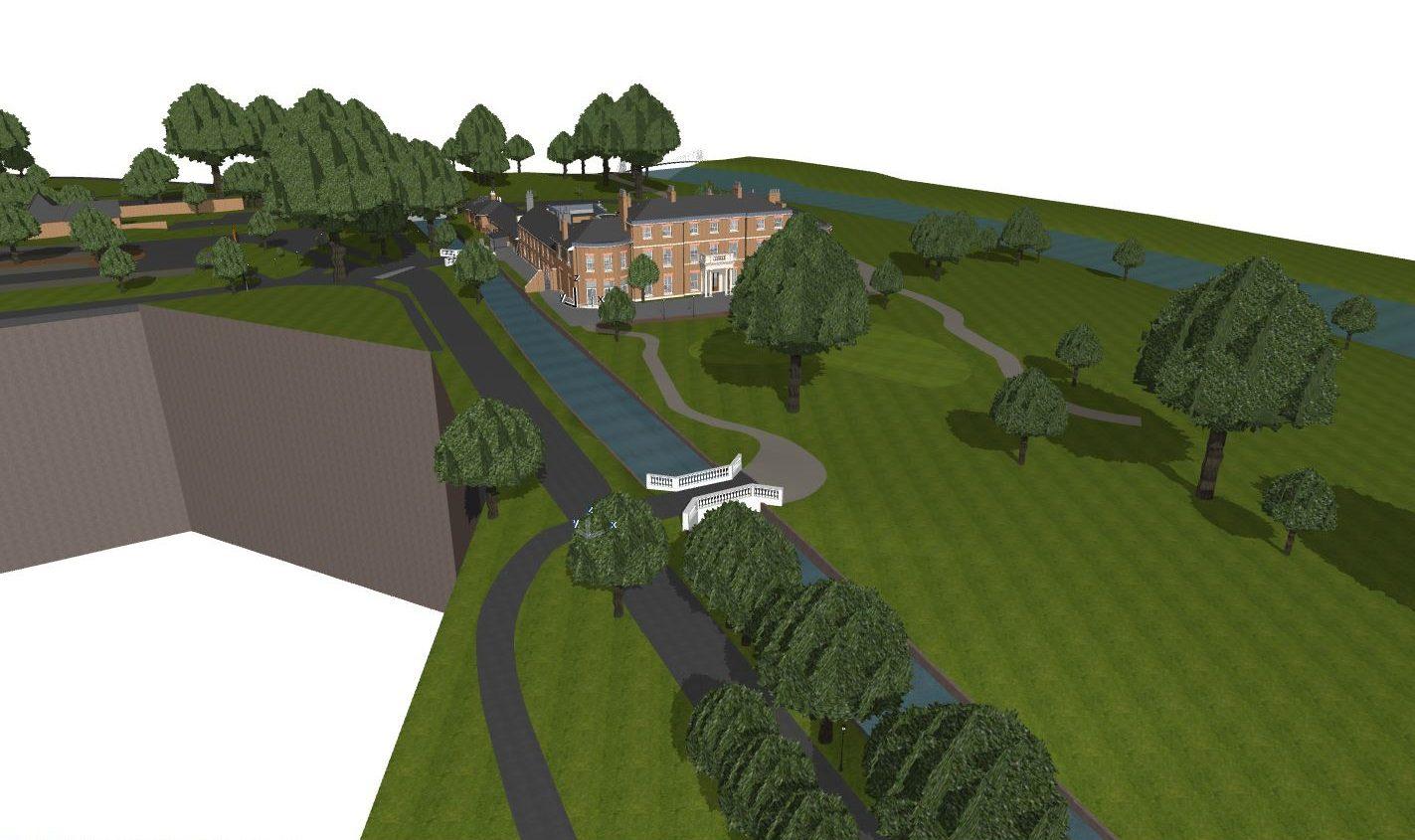 Archicad, Revit terrain modeling | Professional CAD