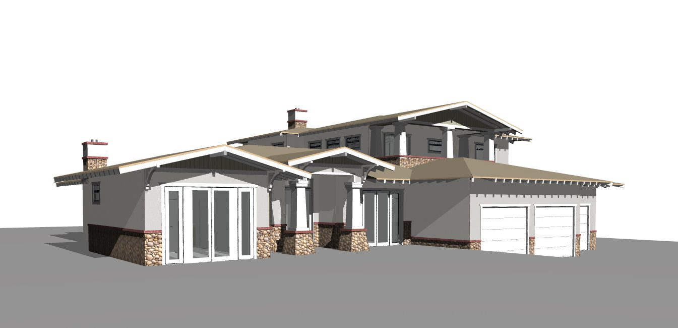 Archicad BIM services (modeling, drafting) | Professional