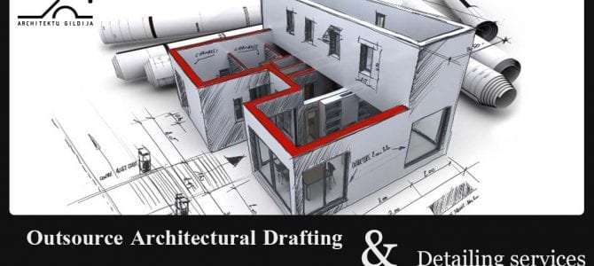 Outsource Architectural Drafting & Detailing Services